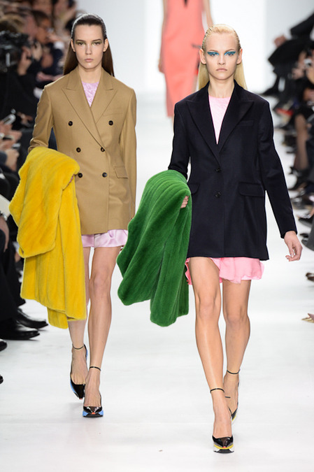 Foto de Christian Dior colección Otoño-Invierno 2014/2015 (15/47)