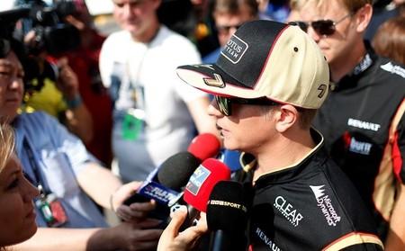 Kimi Räikkönen es el único que probará la versión alargada del E21