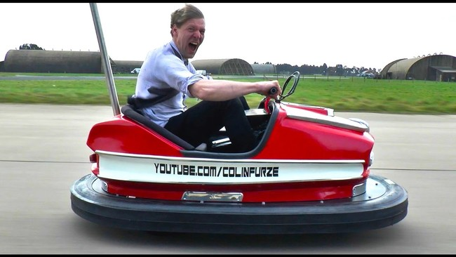 Colin Bumper Car