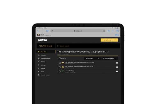 Cómo descargar torrents en iPhone y en iPad sin complicaciones