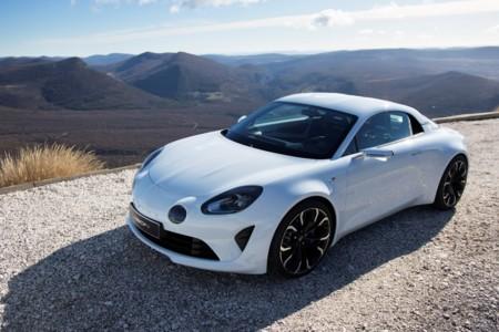 Alpine Vision Concept, el regreso de un clásico cada vez más cercano a la producción