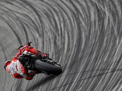 Ducati dice que puede predecir el comportamiento de las gomas en MotoGP, todo gracias a magia 2.0