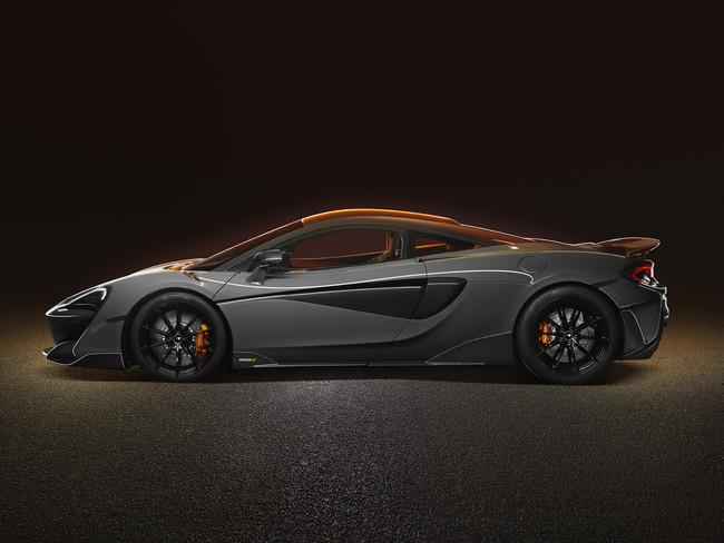 McLaren cree que el 600LT no es suficiente y podría estar preparando un Sport Series aún más extremo