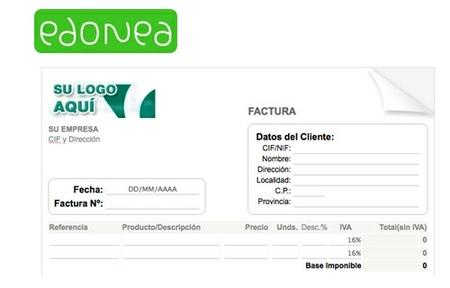 Factura edonea, facturación gratuita online