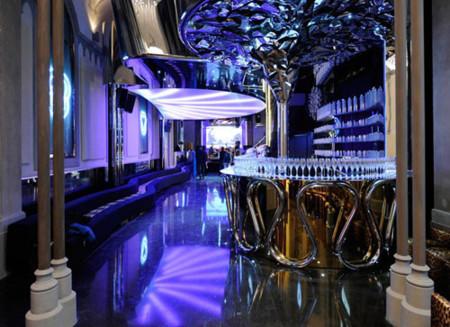 El nightclub de Roberto Cavalli