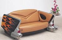 El sofá perfecto para la sala de espera de un taller