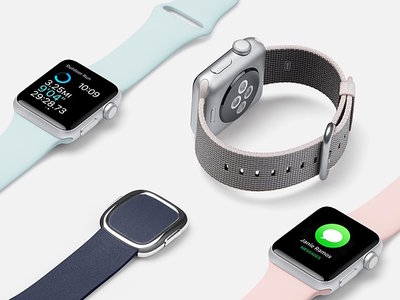 Apple Watch Series 2 ya está disponible en México