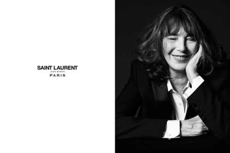A partir de ahora recordarás a Jane Birkin olvidándote de Hermès (culpable: la última campaña de Saint Laurent)