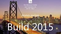 Microsoft anuncia las fechas de sus próximas conferencias, entre ellas Build 2015
