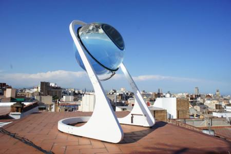 Estas fascinantes esferas quieren quitarle el trabajo a los paneles solares