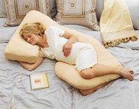 Cojín gigante para la embarazada y la reciente mamá