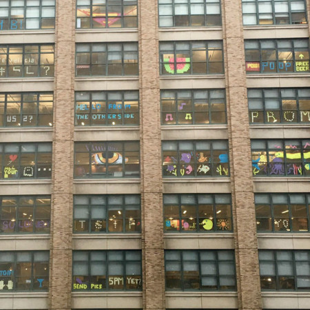 Post It War 9
