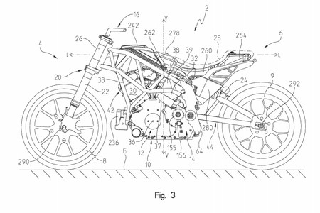 Indian Ftr1200 2019 Patente 2