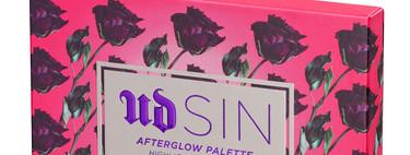 La paleta que quiero para esta temporada se llama 'Sin Afterglow Palette' y es de Urban Decay