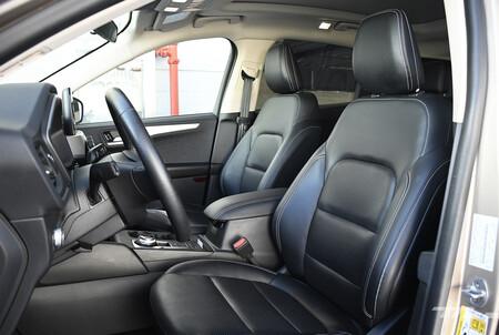 Ford Escape Hybrid Opiniones Mexico Prueba 23