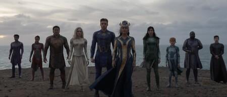 'Eternals': Marvel lanza el impresionante tráiler de la película de supérheroes dirigida por la oscarizada Chloé Zhao