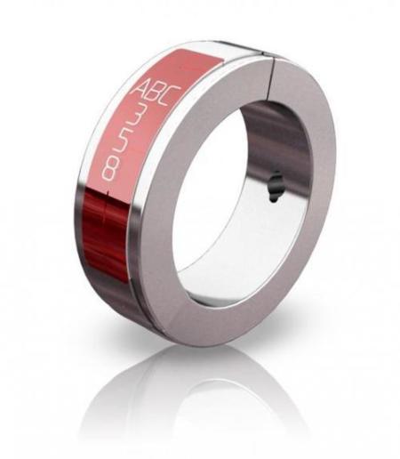El anillo que resultó ser un manos libres para el móvil