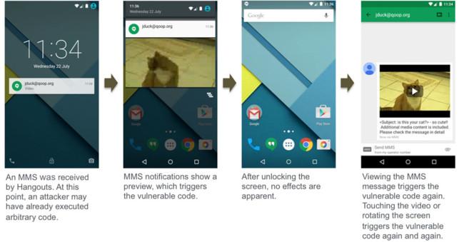 Zimperium Android Vulnerability