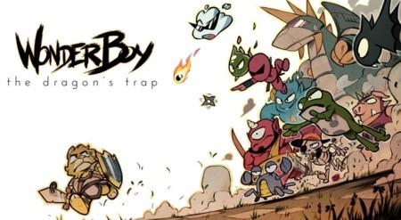 El clásico Wonder Boy: The Dragon's Trap regresará en forma de remake con un estilo visual brillante