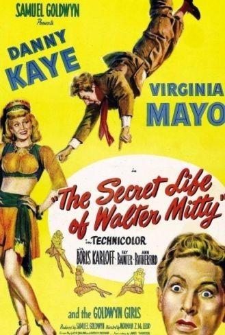 Añorando estrenos: 'La vida secreta de Walter Mitty' de Norman Z. McLeod