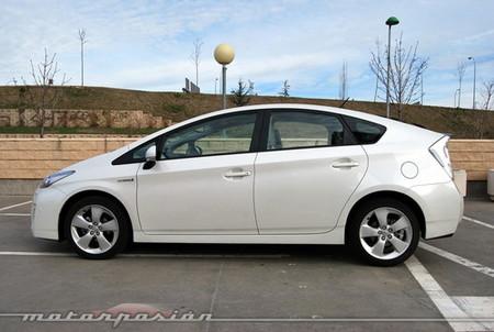 Toyota Prius III, prueba de consumo (invierno)