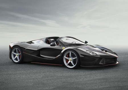Ferrari subastará el LaFerrari Aperta #210 y las ganancias serán donadas a la beneficencia