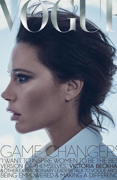 Vogue Australia: Victoria Beckham