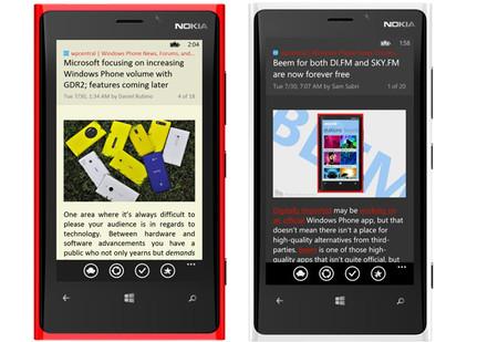 Nextgen Reader se actualiza con interesantes mejoras en el diseño