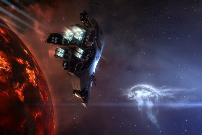 EVE Online, el MMORPG de ciencia ficción con una enorme galaxia para explorar, llega gratis a Epic Games Store