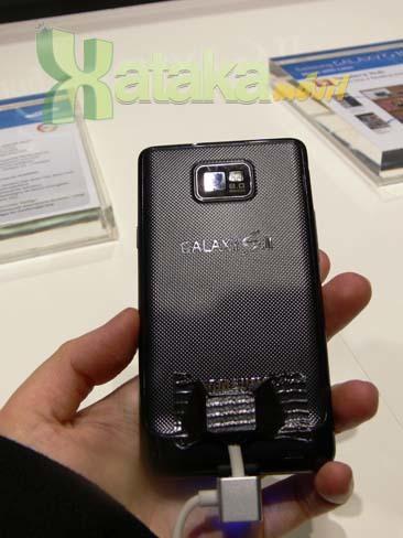 Foto de Samsung Galaxy S II en el MWC (6/9)