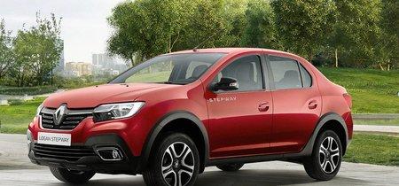 El Renault Logan recibe una versión Stepway, y sí, tiene sentido verlo en México