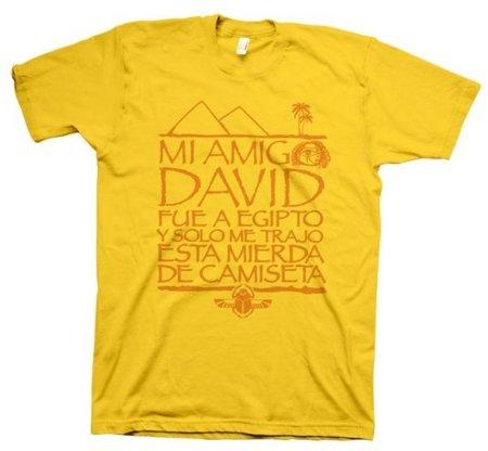 Camiseta Bisbal Egipto 2
