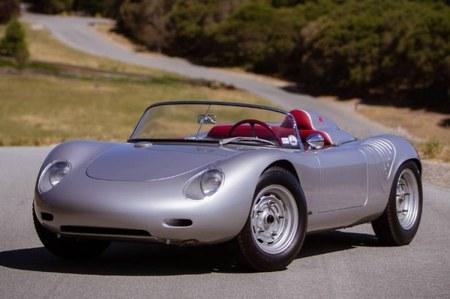 1960 Porsche RS60 Spider Gooding&Co Pebble Beach 2012