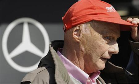 Niki Lauda dixit: la situación de los neumáticos es estúpida