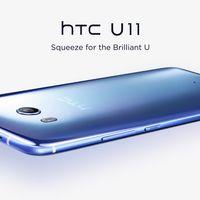Así funciona Edge Sense, el marco táctil del HTC U11