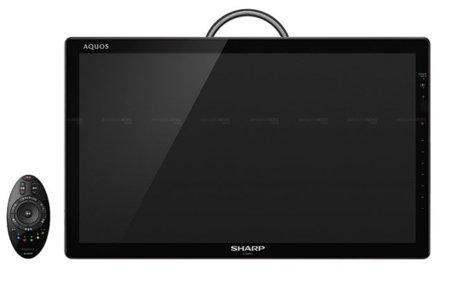 Sharp Aquos LC-20FE1, el primer televisor portátil que realmente merece ese apelativo además del de caro