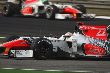 "Hispania Racing F1 Team quiere ""cazar"" a Marussia Virgin Racing"