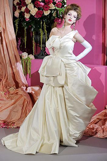 Christian Dior Alta Costura Primavera-Verano 2010