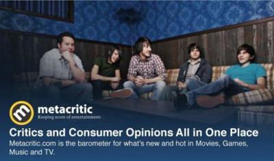 Metacritic, el crítico objetivo
