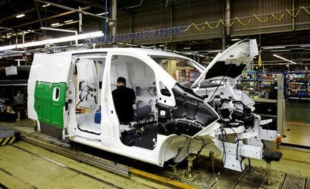 Nissan e-NV200, comienza la fabricación oficialmente en Barcelona