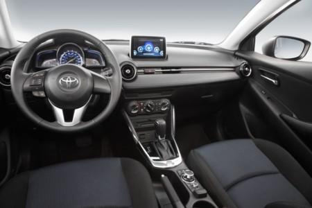 Toyota Yaris R Mexico Interior