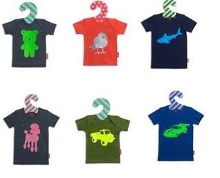 Preciosas y originales camisetas de To2Bebé