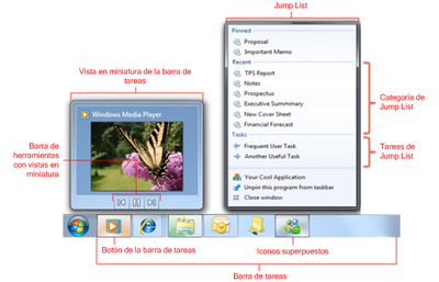 Implementar Pinned Mode en Windows 7 con Internet Explorer 9