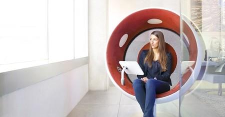 Sonic Chair, y aíslate del mundo mientras escuchas música