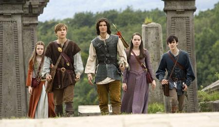 'Las crónicas de Narnia: el príncipe Caspian', entretenida fantasía