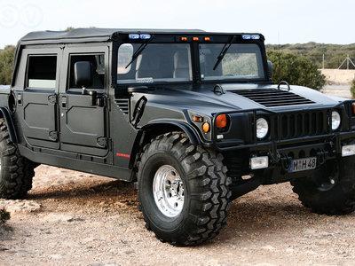 ¡El Hummer H1 está de regreso! Siempre y cuando seas un millonario chino