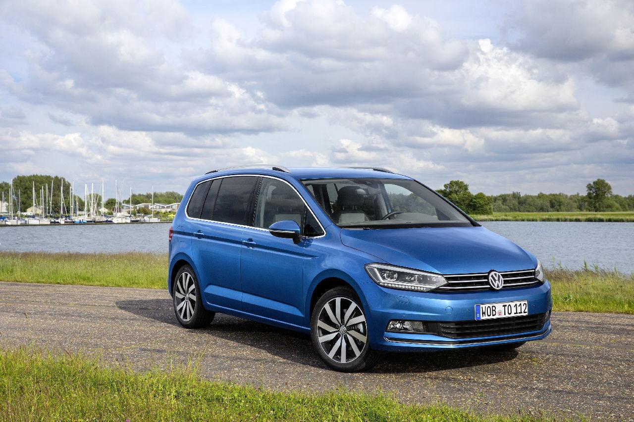 Foto de Volkswagen Touran 2015 (1/20)