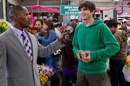 Jamie Foxx y Ashton Kutcher en la buddy-movie policial 'Streets On Fire'