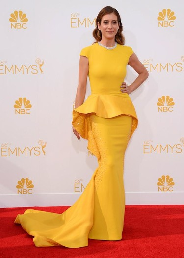 Kate Walsh y Lucy Liu no son supersticiosas en los #Emmys2014