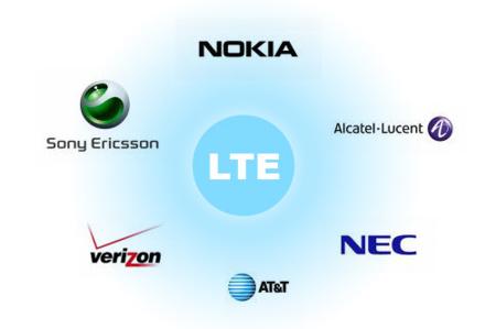 Nokia y Sony Ericsson entre otras, se unen al respaldo a LTE